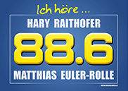88.6 Radio Eins Privatradio